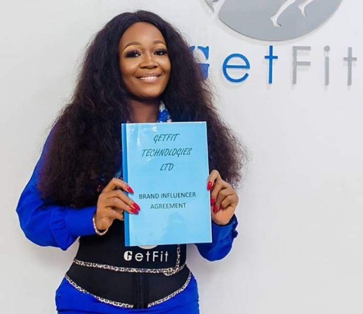 Lucy Signs New Deal, Call Out Lucination To Join Her Use GetFit Trainers [Video]