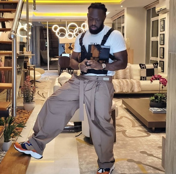 Timaya, Bayelsa-Born Singer Excited Over Drastic Weight Loss from 95 to 75