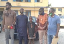 """Photo of """"My Dream is to Become IGP"""" – Declares Boy Arrested in Edo After His Release"""