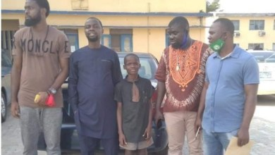"Photo of ""My Dream is to Become IGP"" – Declares Boy Arrested in Edo After His Release"