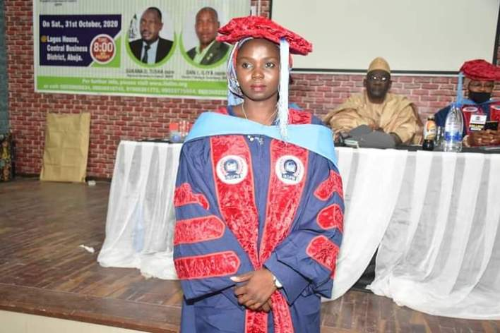 Halima Usman: Adding One More Feather to Her Glorious Cap