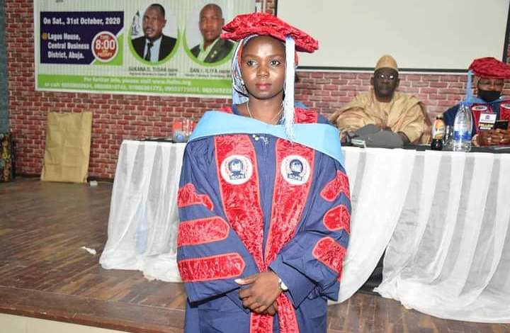 Photo of Halima Usman: Adding One More Feather to Her Glorious Cap