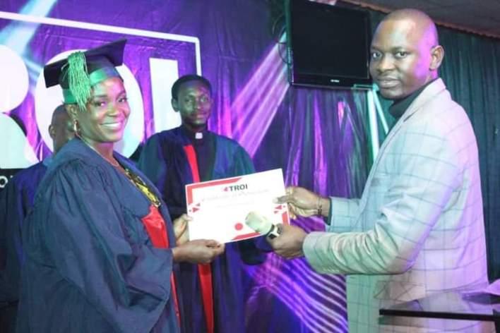 TROI Church, Abuja Ordains Pastor, Evangelist, Deacons From Its Leadership School