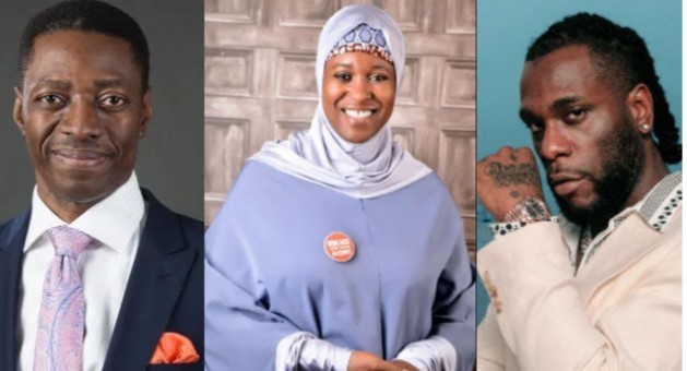 #EndSars: Sam Adeyemi, Tacha, Aisha Yesufu, Davido, 46 Others Dragged To Court