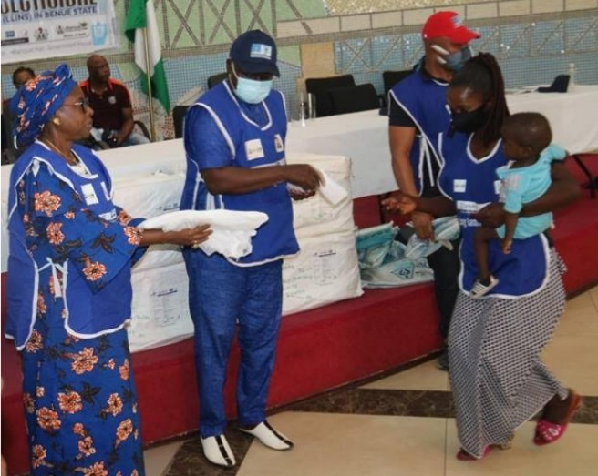U.S. Donates 3.6 Million Insecticide-treated Bed Nets to Control Malaria in Benue