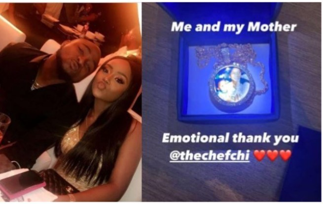 Davido Gets Emotional in Tears Over Chioma's Birthday Gift [Video]
