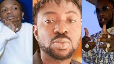 Blackface Decribes Burna Boy As Fool, As him and Wizkid Accused of Song Theft [Video]