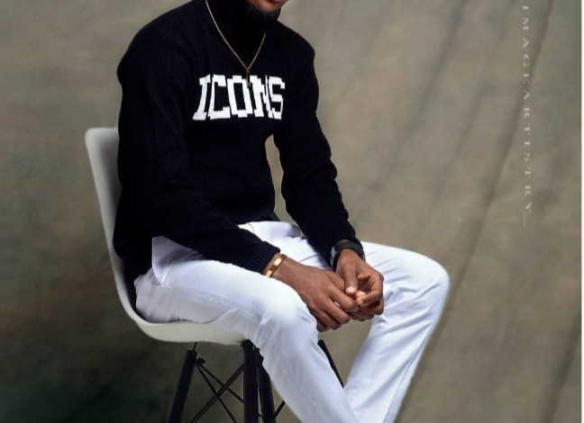 BBNaija Laycon Mourns His Dad, Says, 'I Live You Pops'