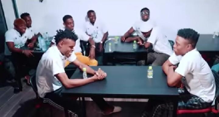 Perez and Aproko Do Battle on Next Naija Comedy star [Video]