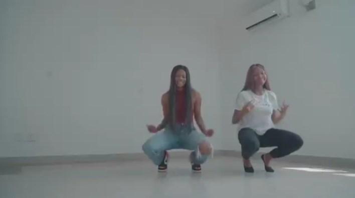Vee Begins Dance Challenge For Her Single #Show2021, Winner Gets $500