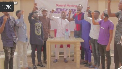 Mc EdoPikin Leads Stingy Men in Edo Listen to Their Anthem [Video]