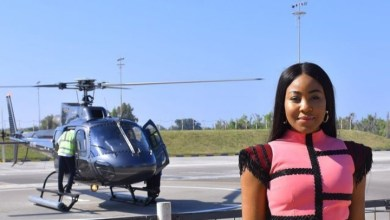 Photo of Erica in Dubai Courtesy of TravelBeta, Catch Her Landing Experience [Photo/Video]