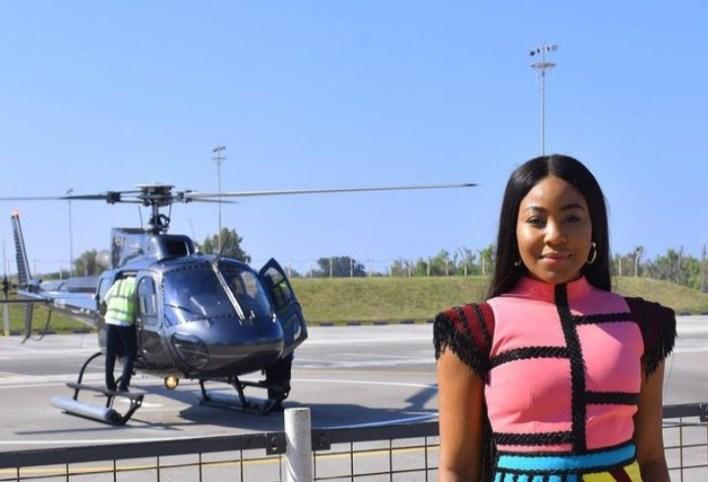 Erica in Dubai Courtesy of TravelBeta, Catch Her Landing Experience [Photo/Video]