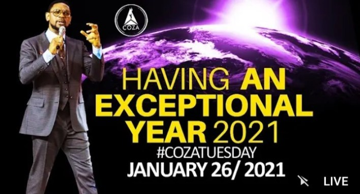 COZA Midweek Service 26th January 2021 - Live Streaming