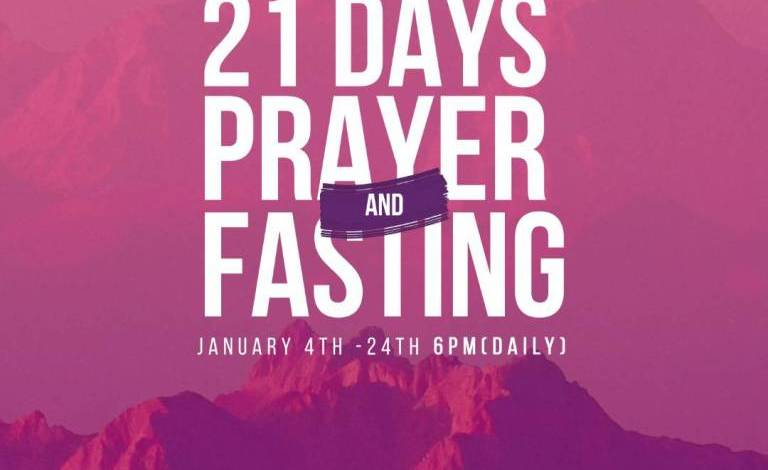 Winners Chapel 21 Days Fasting And Prayer January 21, 2021 - Day 18