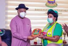 Victim Support Fund: Gov Douye Diri Commends Projects in Bayelsa