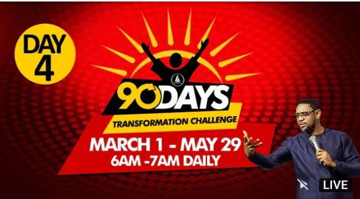 COZA 90 Days Challenge 4th March 2021 - Day 4