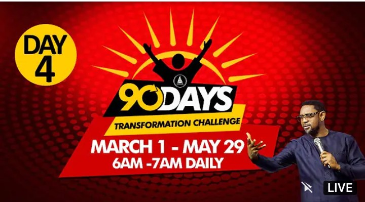 COZA 90 Days Challenge 5th March 2021 - Day 5