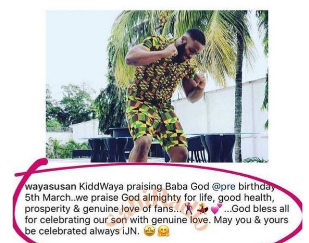 Kiddwaya's Mother Wish for Him ahead of His 28th birthday