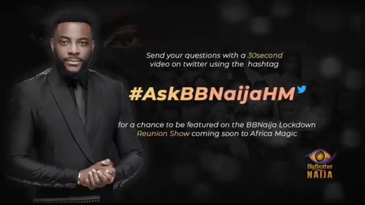 Have a Question for BBNaija Housemates Before The Reunion, Than Ask [Video]