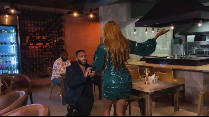 Kiddwaya Finally 'Engages' His Lover on Erica's Birthday [Video]