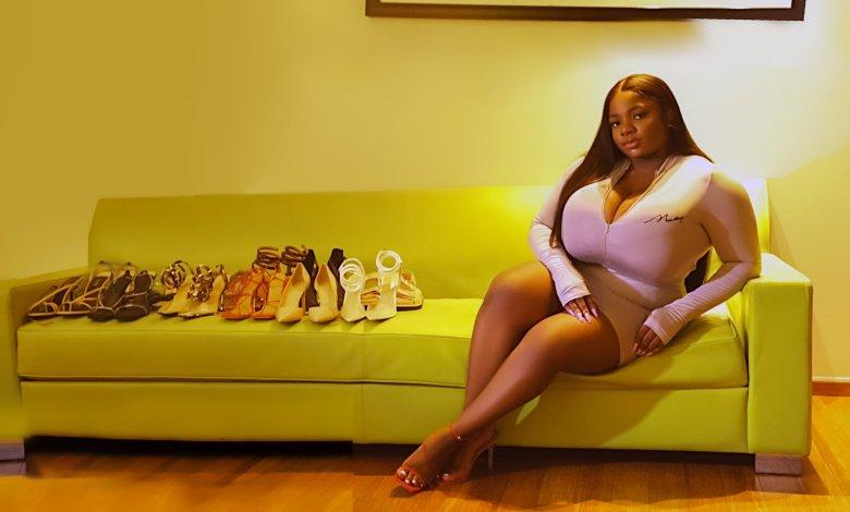 Ka3na Jones Congratulate Dorathy on Her Shoe Collection