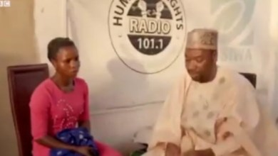Ordinary President Ahmed Isah Assaults Woman For Burning Her Child