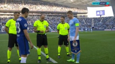 UCL Final Kicks Off With Chelsea and Man City [Video]