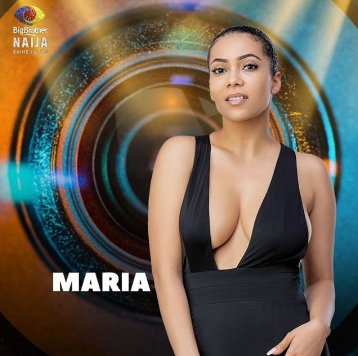 Meet Maria BBNaija 2021, Who Wants All Guys, Ready to Form Gengs