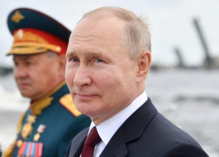 Biden and Merkel must confront Putin's imperial ambitions in Ukraine