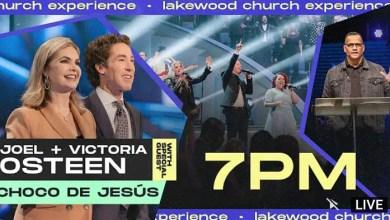 Joel Osteen Live Evening Service 15 August 2021  Lakewood Church 