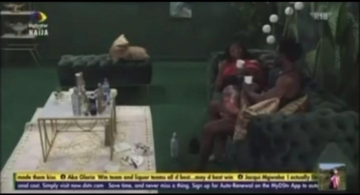 BBNaija Angel Reacts to Missing Condom, Boma Speaks [Video]