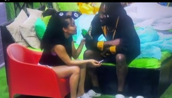 BBNaija Maria Snubs Pere, Says She Attracted to Michael [Video]