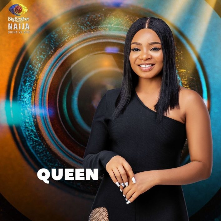 Meet Queen BBNaija 2021, She I am Sweet, But I Can Bite Too