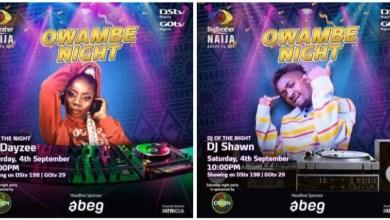 Live Saturday Night BBNaija 4th September 2021  DAYZEE & SHAWN 