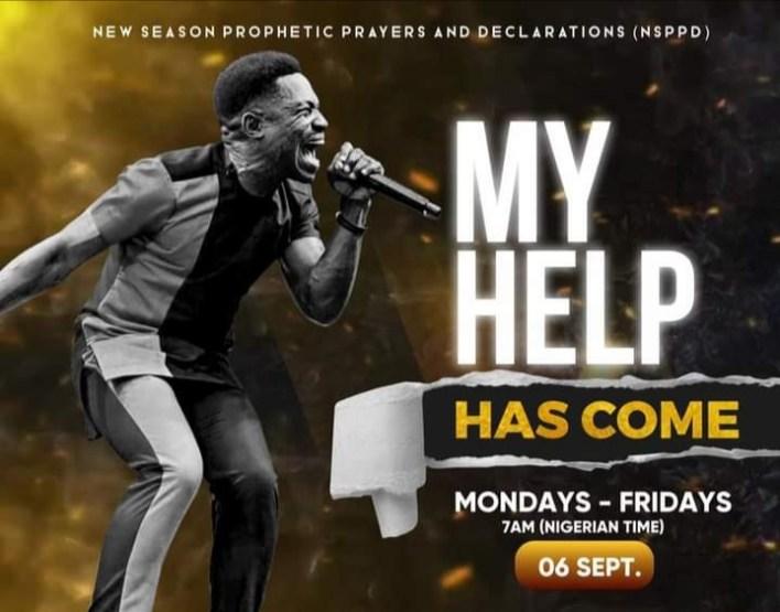 Live NSPPD Jerry Eze Prophetic Prayers 6th September 2021 |Alter of Prayer|