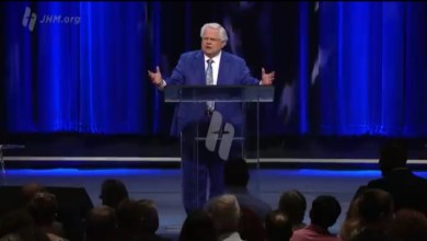 Stop Worrying | John Hagee Today Message 18 October 2021