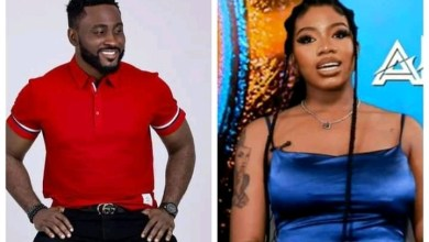 BBNaija Angel Blasts Pere, Calls Him Unprintable Name For Calling Her a Child