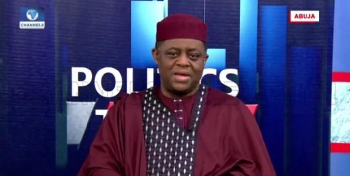 Femi Fani-Kayode Says 'You Need Power to Enforce Principles'