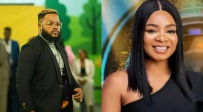 BBNaija Whitemoney Says He can't Knack Queen, As She Makes Advances