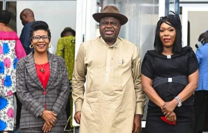 Douye Diri Inaugurates Dise Ogbise as Chairman GRIT