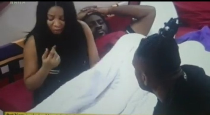 BBNaija Queen Shares Her Dream on Nini's Whereabout With Housemates