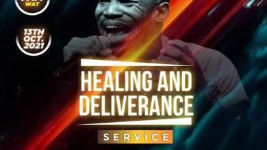 NSPPD Morning Prayers Jerry Eze 13 October 2021 - Healing Service
