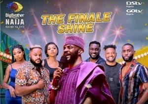 Live BBNaija Sunday Eviction 3 October 2021 - The Final Shine