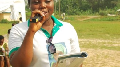 Helen Bob Charges Girls To Take Advantage of Media Technology