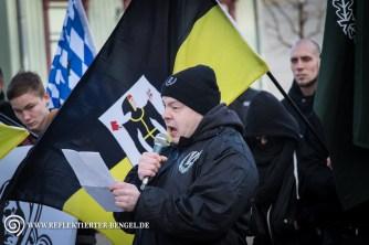 Karl-Heinz Statzberger (Der III. Weg Stützpunktleiter München, verurteilter Rechtsterrorist)