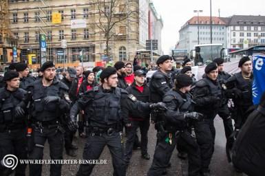 09.04.16 München - Der III. Weg Kundgebung