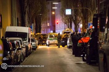 19.04.16 München - Sorgerechtsstreit endet in Schusswechsel
