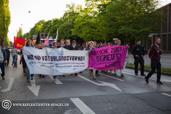 08.05.16 München - Demo Tag der Befreiung