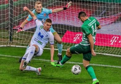 Behűtve maradt a pezsgő: még nem bajnok a Ferencváros!